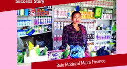 Role Model of Micro Finance